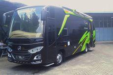 Motorhome Mewah Basis Medium Bus buatan BAV