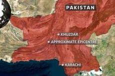 Gempa Bumi 7,8 SR Guncang Pedalaman Pakistan
