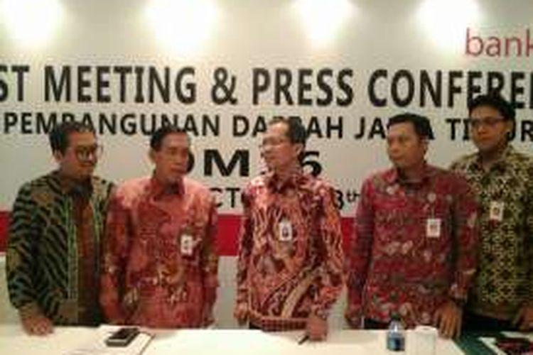 Jajaran direksi PT Bank Pembangunan Daerah Jawa Timur Tbk (BJTM)