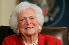 Mantan Ibu Negara AS Barbara Bush Wafat pada Usia 92 Tahun
