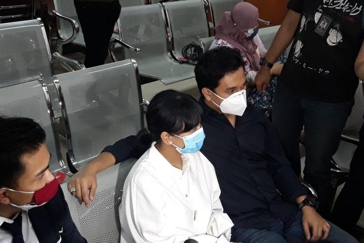 Selebritis Vanessa Angel baru saja menjalani sidang pertama kasus psikotropika di Pengadilan Negeri Jakarta Barat, pada Senin (31/8/2020).