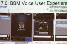 Panggilan Suara, Andalan Baru BlackBerry Messenger