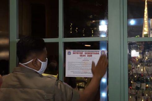 Ancam Tindak Tegas Pemilik Kafe yang Langgar Aturan, Wagub DKI: Kalau Lolos Malam Ini, Tetap Kami Kejar