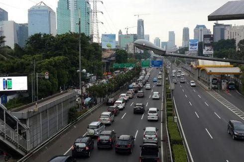 Hari Ini, Transaksi Non Tunai Tol Dalam Kota Jakarta Dimulai