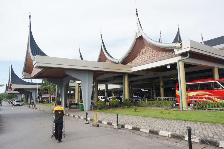 Bandara Internasional Minangkabau, Sumatera Barat