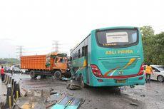 Sopir Minim Penguasaan, Biang Kerok Fatalitas Kecelakaan Truk dan Bus