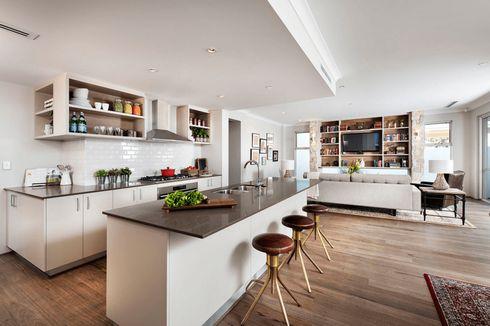 7 Konsep Interior Tanpa Sekat, Cocok untuk Apartemen Studio