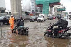 26 Lokasi Rawan Genangan di Jakarta Utara Saat Musim Hujan