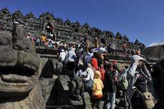 Polisi Disiagakan di Candi Borobudur