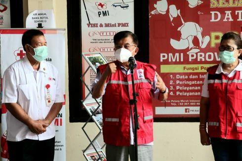 Sampaikan Belasungkawa, JK: PMI Siap Kirim Relawan untuk Gempa Turki