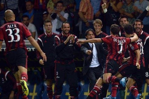 Harapan Besar Gelandang Anyar AC Milan