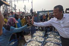 Nelayan Muara Angke Mengeluh soal Pulau G, Edhy Prabowo Janji Panggil Pengembangnya