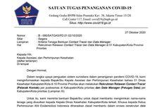 Satgas Covid-19 Buka Rekrutmen Relawan dengan Honor Bulanan, Tertarik?