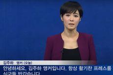 Pembawa Berita dari Kecerdasan Buatan Sukses Lakoni Debut di TV Korsel