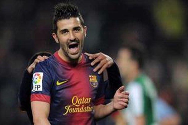 David Villa (Barcelona)