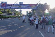 Rizieq Shihab ke Puncak Bogor, Polres Bogor Berlakukan Rekayasa Lalu Lintas