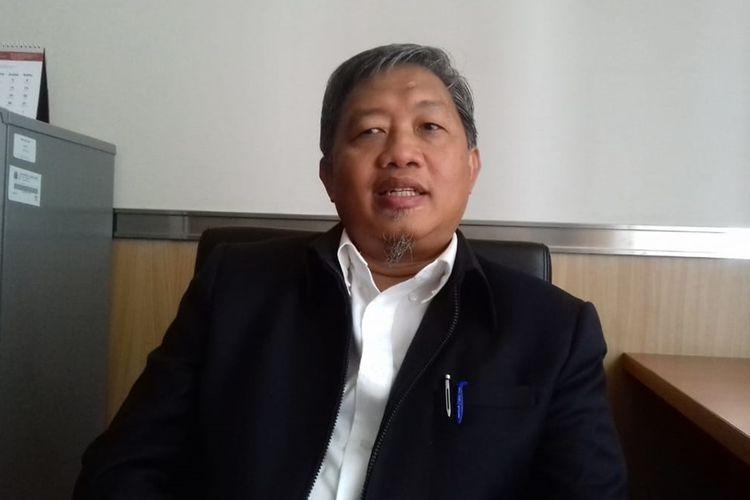 Anggota Fraksi PKS DPRD DKI Jakarta Abdurrahman Suhaimi saat ditemui di ruangannya, Gedung DPRD DKI Jakarta, Jalan Kebon Sirih, Jakarta Pusat, Rabu (28/8/2019)