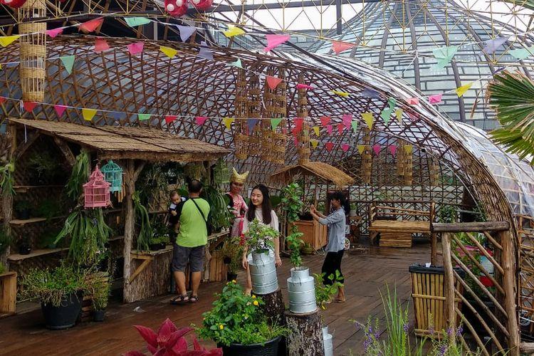 Dusun Semilir, tempat wisata kekinian di Semarang
