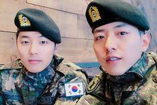 Antisipasi Virus Corona, Jungshin dan Minhyuk CNBLUE Selesaikan Wamil Lebih Cepat