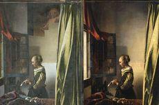 Dewa Cinta Cupid Tampakkan Diri dalam Lukisan Legendaris Vermeer