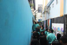 Di Balik Mural Gang Kumuh Pelajar Cianjur: Tak Sekadar Coretan tapi Juga Ada Pesan Moral