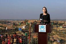 Angelina Jolie Sebut Krisis Rohingya sebagai Kegagalan Dunia