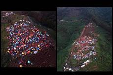 Viral Foto Bukit Alas Bandawasa Bogor, New Normal, dan Imbauan Kemenparekraf...