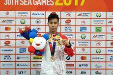 Ini Dia, Anggota Polda Sulsel Peraih Emas di SEA Games 2019 Filipina