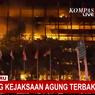 Gedung Terbakar, Kejagung Pastikan Seluruh Berkas dan Data Aman