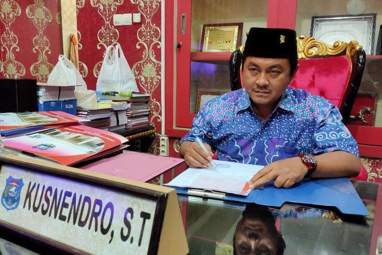 Ketua DPRD Kota Tegal, Jawa Tengah, Kusnendro