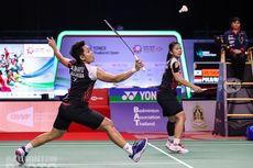 Thailand Open II - Bekuk Wakil Denmark, Greysia/Apriyani ke Semifinal