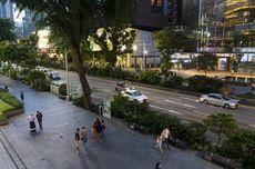 Pertama Kali dalam Sejarah, Surga Belanja Dunia Orchard Road Sepi