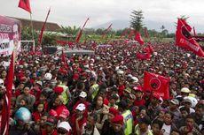 Kampanye Terakhir Pileg, Megawati Akan Hadir di Sukoharjo dan Klaten