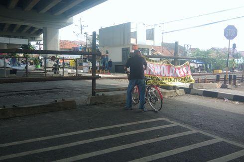 Upaya agar Perlintasan Kereta ApiJanti di Jogja Bisa Dilalui Lagi