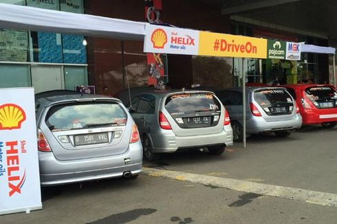 Dukung Industri Tanah Air, Shell Lubricants Luncurkan Shell Services