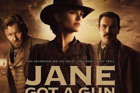 Sinopsis Film Jane Got A Gun, Upaya Wanita Lindungi Keluarga dari Penjahat