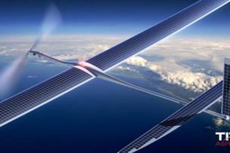 Drone Solara 50 dari Titan Aerospace