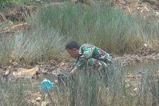 """3 Bulan Kekurangan Air Bersih, Warga Desa Ini Buat """"Parit Cacing"""""""