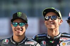 Rossi ke Petronas, Morbidelli Senang Bisa Setim dengan Legenda