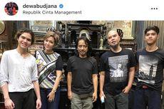 Maia Estianty dan Ahmad Dhani Berfoto Bareng, Dewa Budjana: Ada Band Baru?