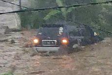 Fakta Terkini Banjir Bandang Sukabumi, Pabrik Aqua Terendam dan 2 Warga Hanyut