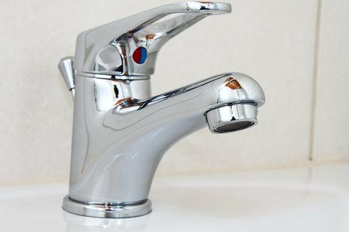 Cara Menghilangkan Karat dan Korosi pada Keran Air Kamar Mandi