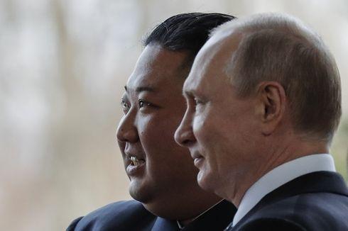 Dalam Pertemuan Bersejarah, Ini yang Dibicarakan Putin dan Kim Jong Un