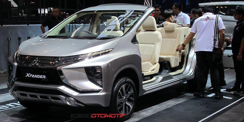 Desain Mitsubishi Xpander