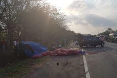 Kecelakaan Beruntun di Tol Tangerang-Merak, 9 Orang Terluka