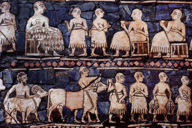Kehidupan Sosial Bangsa Sumeria