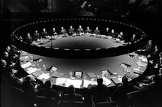 Sinopsis Dr. Strangelove, Sebuah Satire Bertemakan Perang Nuklir