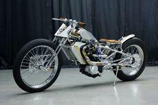 KTM Duke 200 Ini Pakai Tambahan Turbocharger