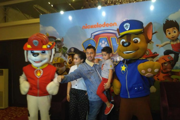 """teater musikal paw patrol live """"race to the rescue"""" hadir"""