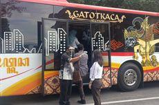 Menengok Bus Gatotkaca yang Digunakan untuk Rapat Saat New Normal
